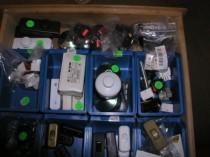 Schalter, Regler, Stecker, Kabel, Leuchtmittel, Glühlampen, Energiesparlampen, Halogenlampen